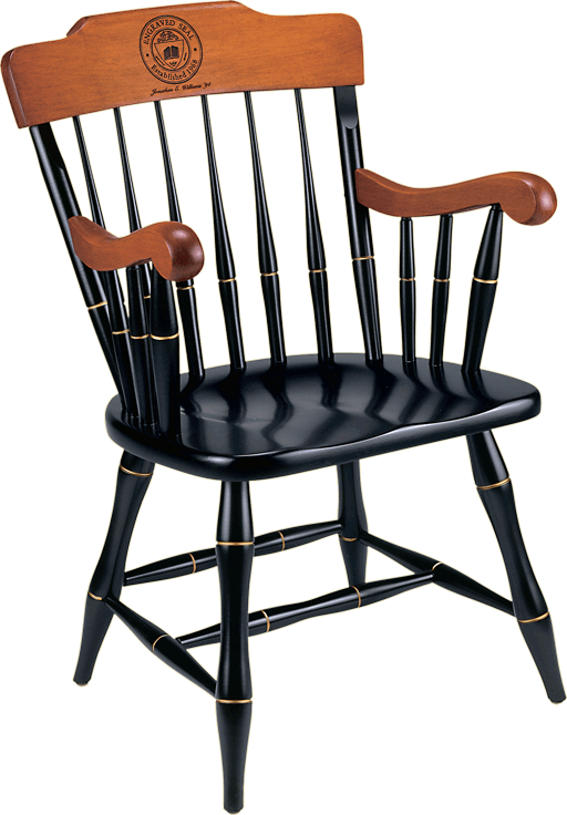 Standard College Recognition Chair
